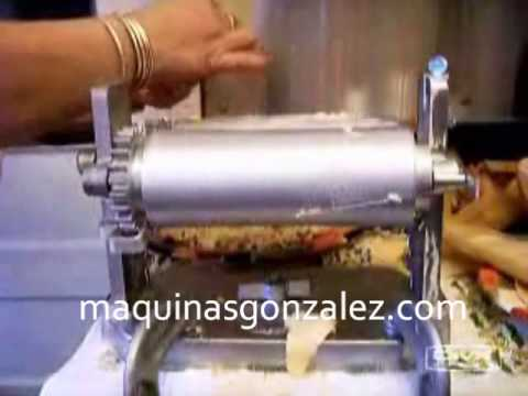 tamale masa spreader machine