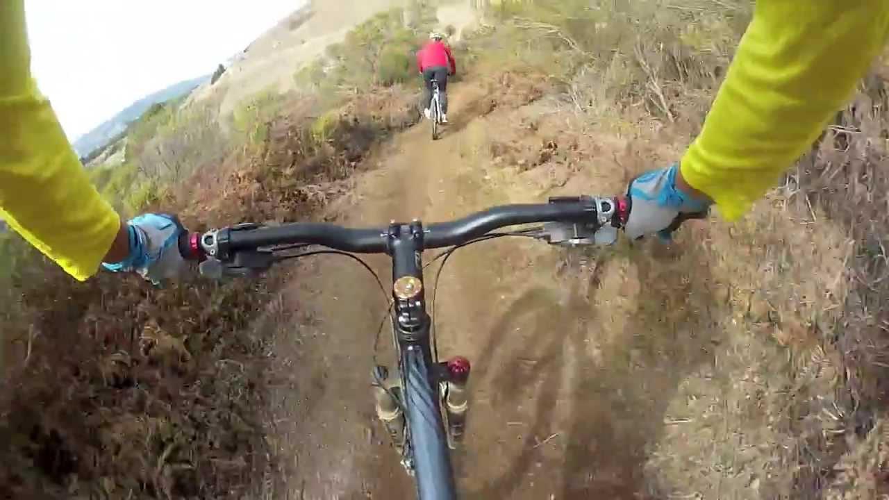 Russian Ridge Crazy Pete S Monte Bello Mtn Biking Youtube