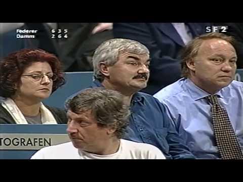 50FPS Roger Federer vs Martin Damm Basel 1999