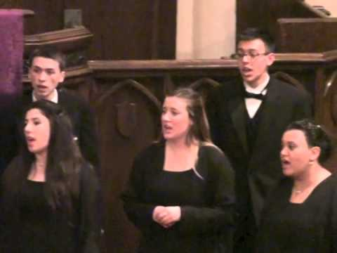 Syracuse University Singers: Praise His Holy Name