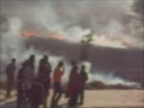 Fire In University Of Gujrat