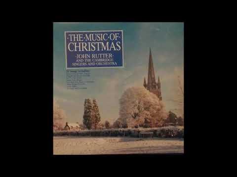 John Rutter Et Al. : The Music Of Christmas, Carols For Chorus & Orchestra (on Word LP WST 9624)