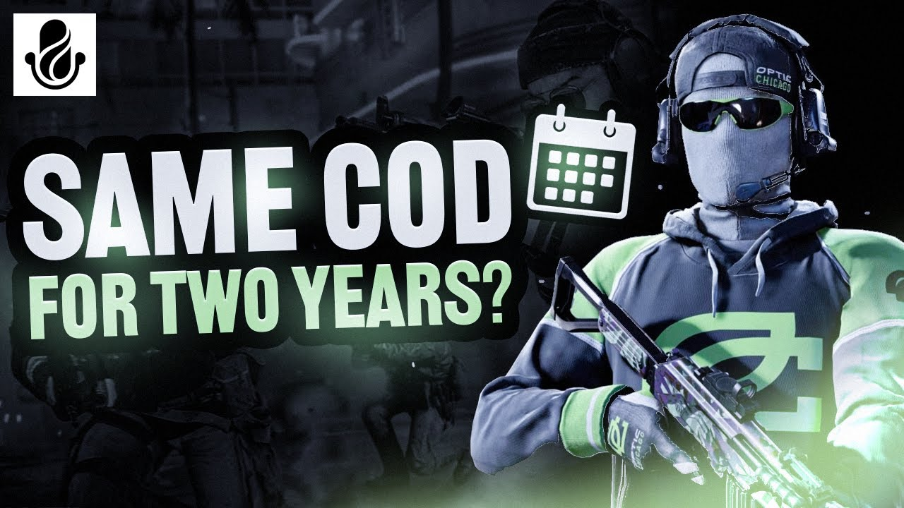 TWO YEARS OF COLD WAR?! (NEXT COD LEAKED)