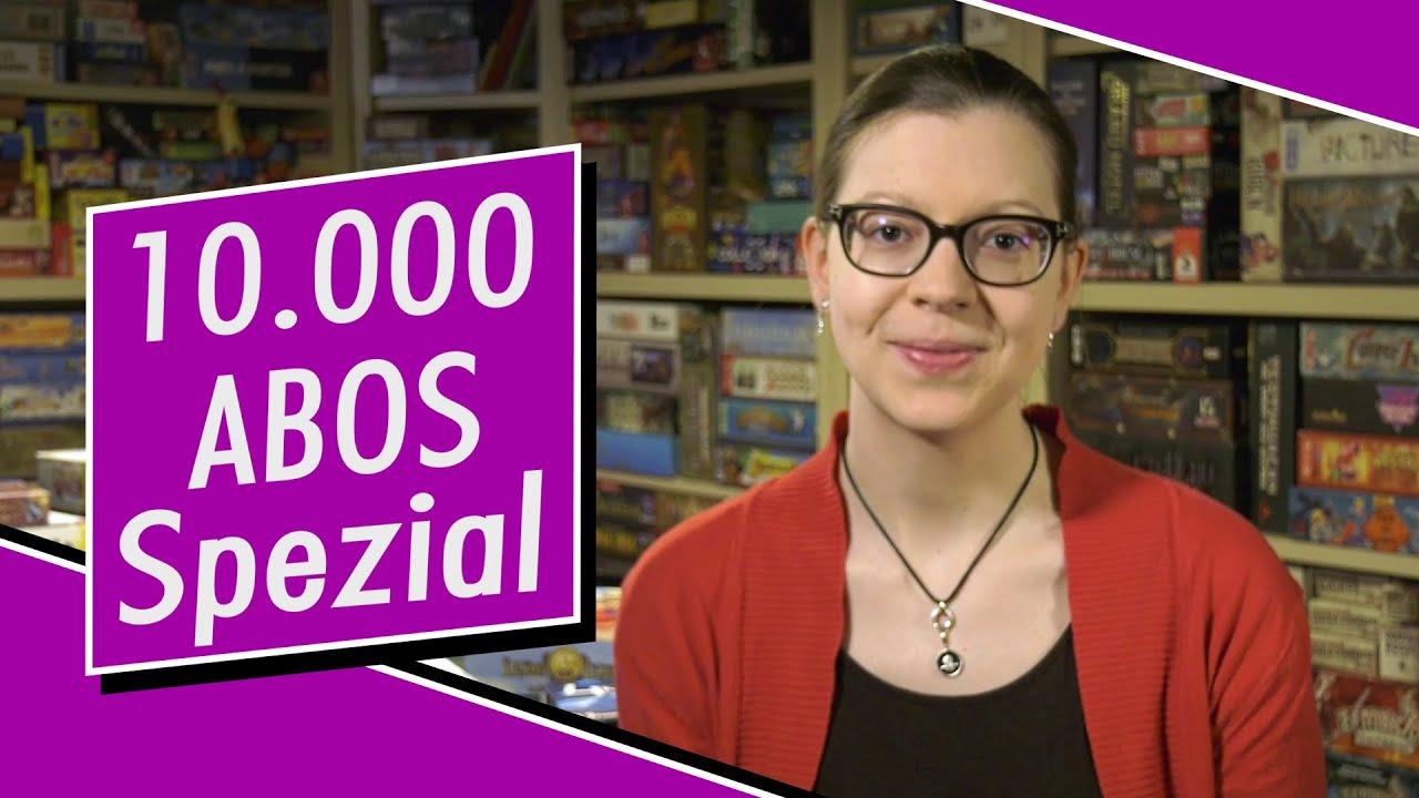 10.000 Abos-Spezial & Dankeschön - Spiel doch mal! - Brettspiele Ankündigung