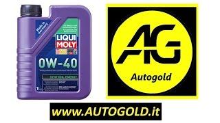 LIQUI MOLY 0W-40 Synthoil Olio motore 100% sintetico 0W40 (Autogold.it)
