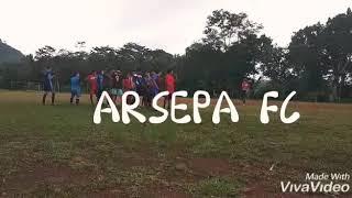 Sesi Latihan ARSEPA Hargo Pancuran Di Stadion Pribadi