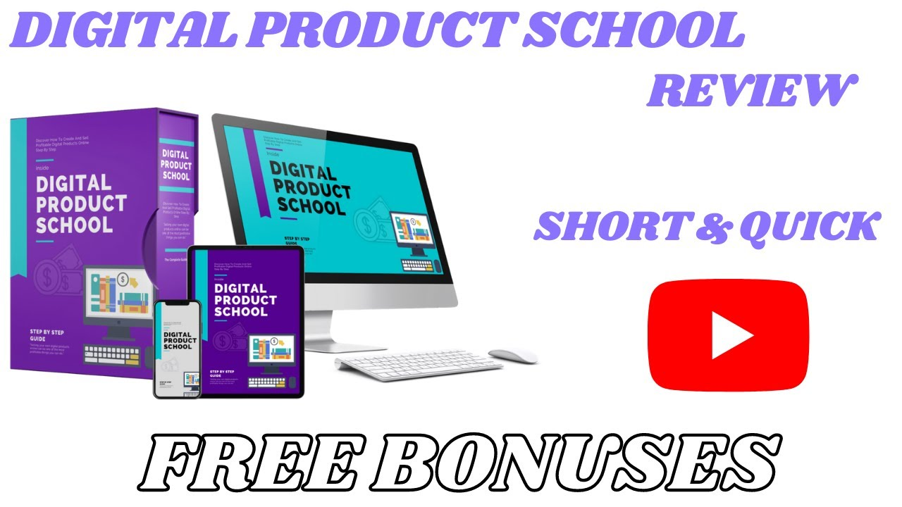 Don't buy Digital Product School Without taking BONUSES Time ...