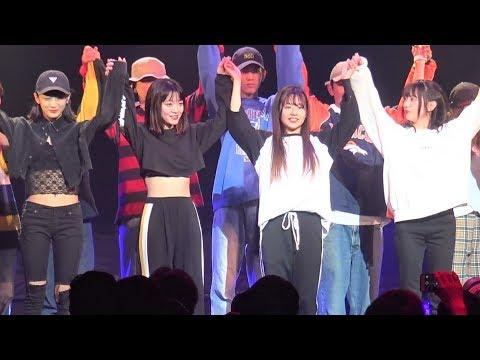 フェアリーズ ★ EXCITE (ダンスセッション) 2018.03.26 青二祭 at マイナビBLITZ赤坂