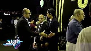 أبرز الحضور في عزاء الراحل الدكتور رفعت السعيد .. فيديو