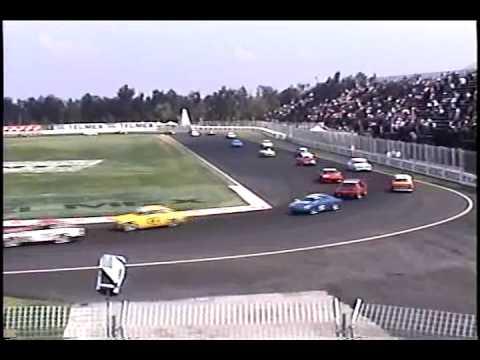 Carrera vintage autodromo hermanos rodriguez mexico df for Puerta 5 autodromo hermanos rodriguez
