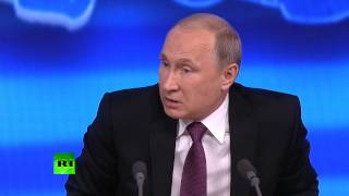 Владимир Путин: Зарплату Сечина не знаю, как и свою собственную