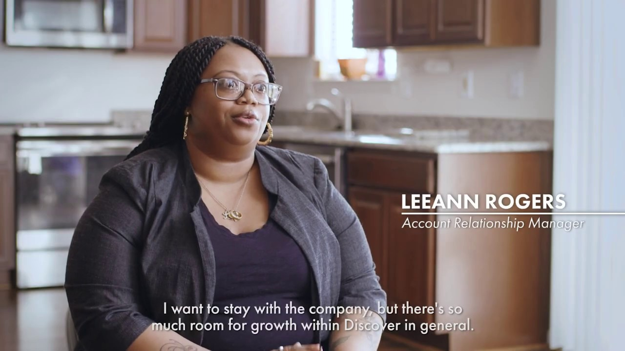 Discover College Commitment: LeeAnn R.