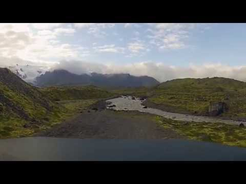 Awe & Wonder.  Overland to the Faroes & Iceland 2014