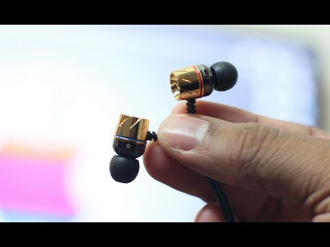 Review: Monster Turbine Pro In-Ear Speakers (Gold Edition)