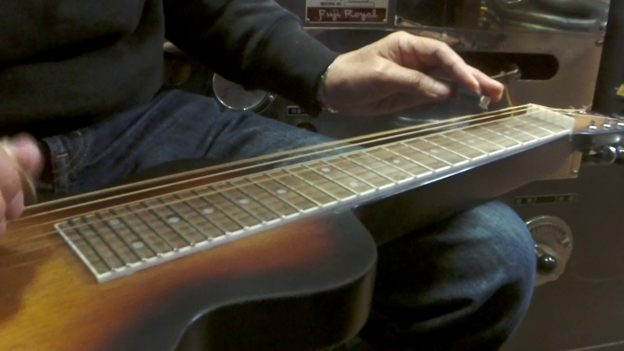 Country Blues Lap Steel Guitar