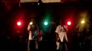 Nu-Vybes Live @ Independence Bashment part 1