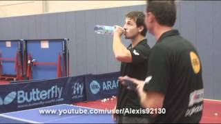 2010 Training with Timo Boll