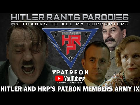 Hitler and HRP's Patron/Members Army IX