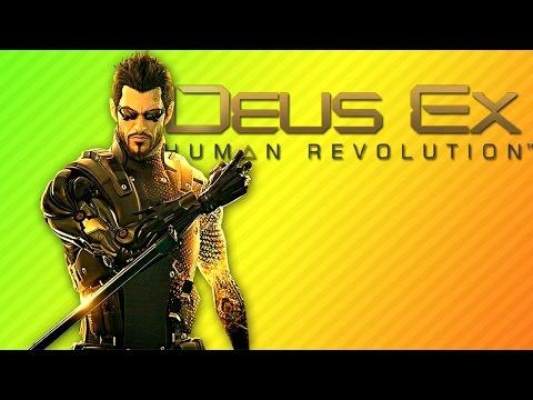 AUG LIFE | Deus Ex: Human Revolution
