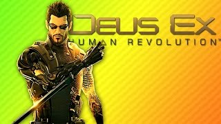 AUG LIFE | Deus Ex: Human Revolution