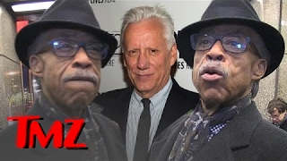 Al Sharpton Throws Some Shade On Actor James Woods | TMZ