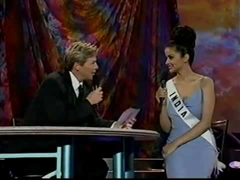 Miss India Universe 1999, Gul Panag, top 10 interview.