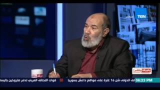 بالورقة والقلم | ناجح إبراهيم:  ثورة 25 يناير كانت قبلة الحياة للارهابيين