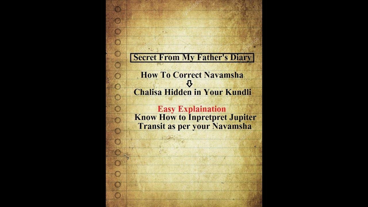 Navamsha Secret Revealed for Remedy | Chalisa as per your ...