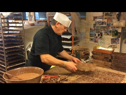 Fabrication artisanale de chocolats