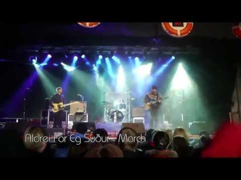 Music festivals in Iceland