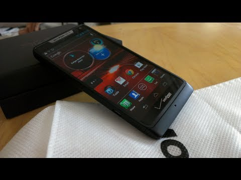 Motorola Droid Razr M Review- Simple & Effective