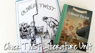 Oliver Twist Literature Unit