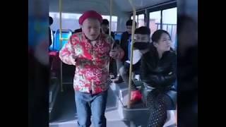 Лучшие приколы 2017) прикол в автобусе