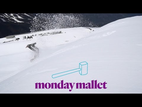 Monday Mallet : Double Cork Belly Flop | TransWorld SNOWboarding