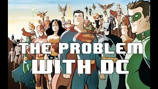 The Problem With DC's Heroes streaming