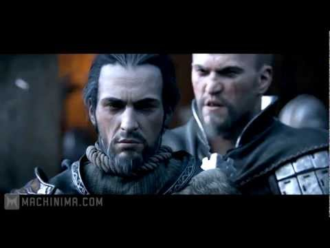 Assassins Creed Revelations Official Trailer HD ITA