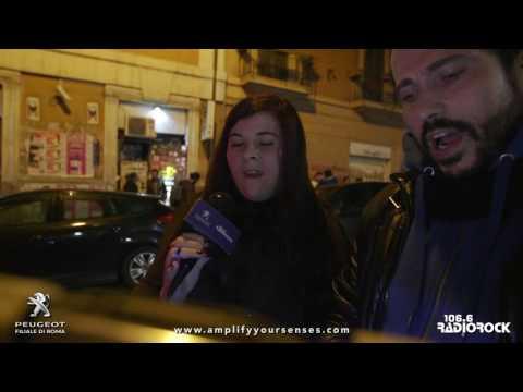 Peugeot Karaoke Rock Car 2016 - Antonella Centonze
