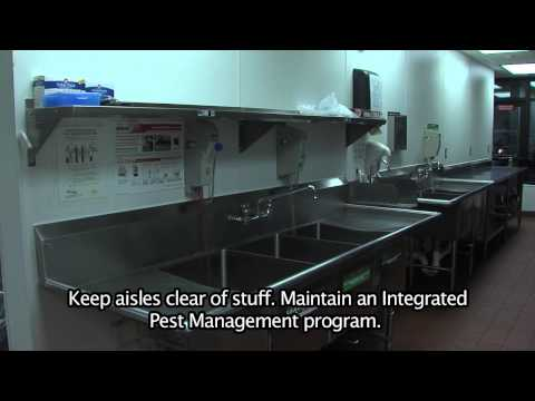 Safe Facilities and Equipment – Vignette 4 - Mandarin Chinese 「防止污染」