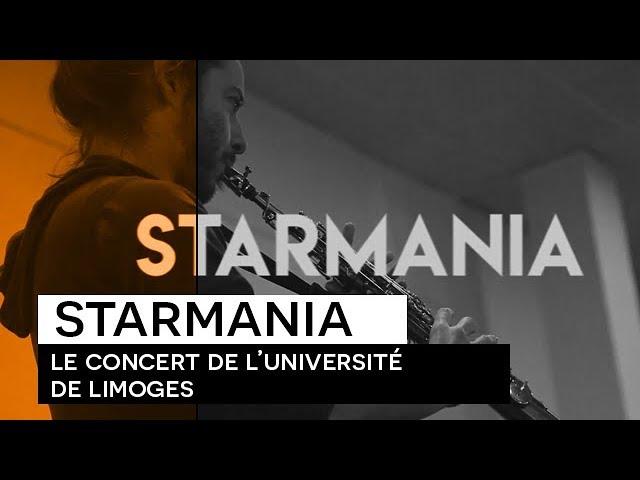 [CLIP] - Starmania, le concert d'unilim !