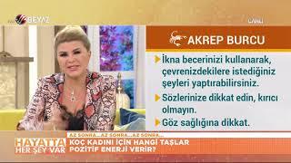 Haftalık AKREP burç yorumları 10 Aralık - 17 Aralık 2018 / Nuray Sayarı