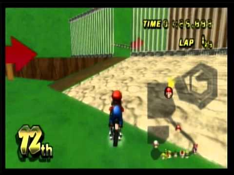 how to play super mario 64 on dolphin