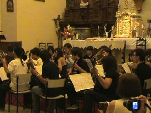 Bis-Multindantza de Koldo Pastor-Concierto de clausura-III Verano de pulso y púa-Alquézar-26/07/08