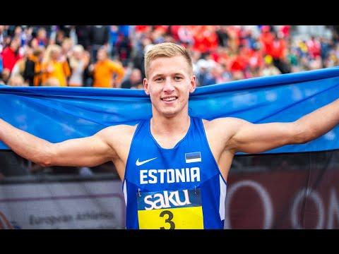 European Athletics U23 Championships 2015 - Janek Õiglane
