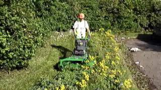 John Deere 7H17 Walk Behind Mower