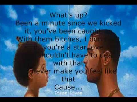 Drake  From Time ft Jhene Aiko  Nothing was the Same Lyrics