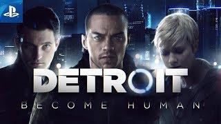 Detroit: Become Human #24 Pociąg o północy   PS4   Gameplay  