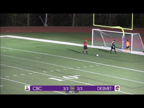 CBC vs DeSmet | Varsity Soccer | District Finals