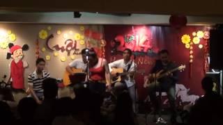 Bên nhau đêm nay - Thanh Phương - Cuội Acoustic - TP Pleiku