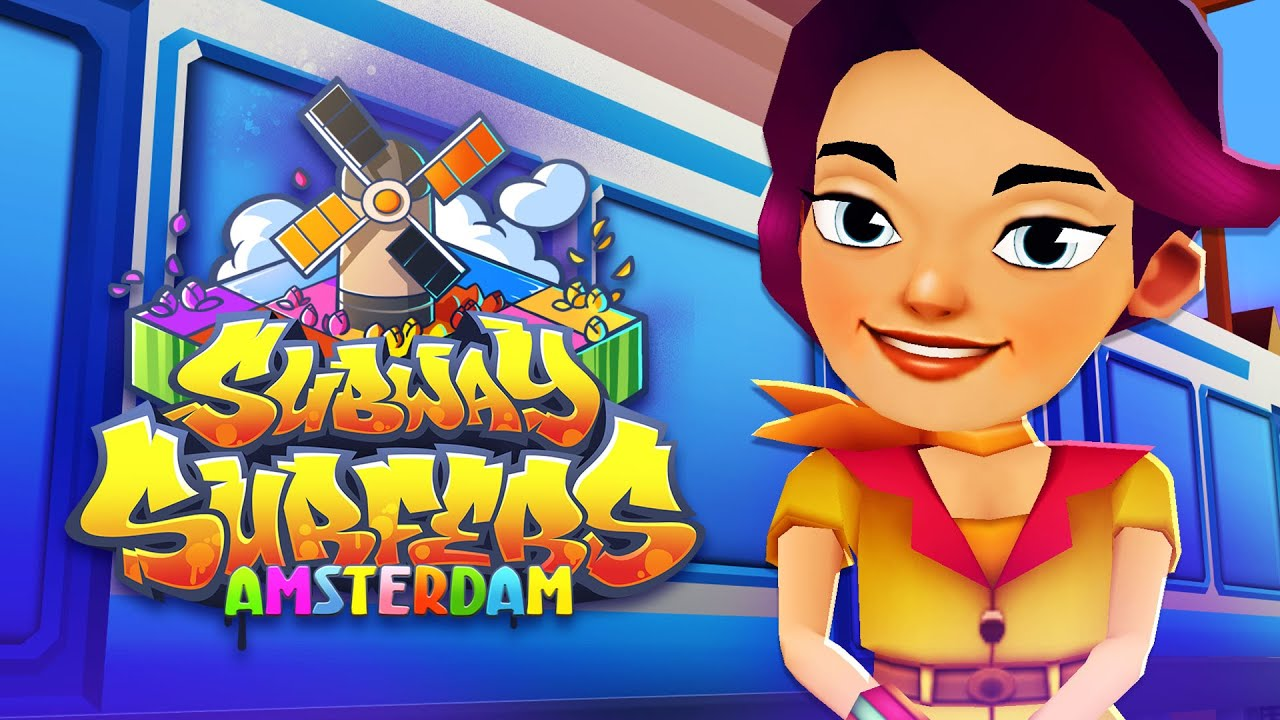 Download Subway Surfers World Tour 2020 - Amsterdam