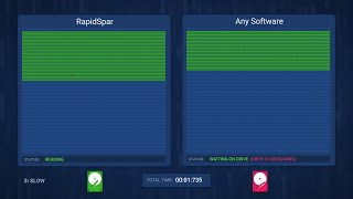 RapidSpar vs Data Recovery Soft